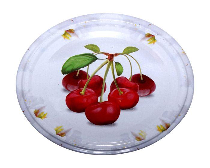 víčko TWIST  66-10ks TŘEŠNĚ-ovoce (skl.377ml)