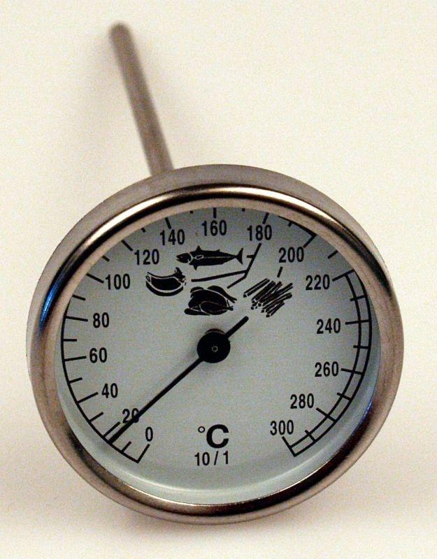 teploměr vpich.bimetal 0+300C