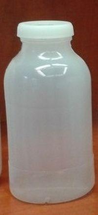 láhev 1,0l PE vč.uzávěru šir.hrdlo, plast