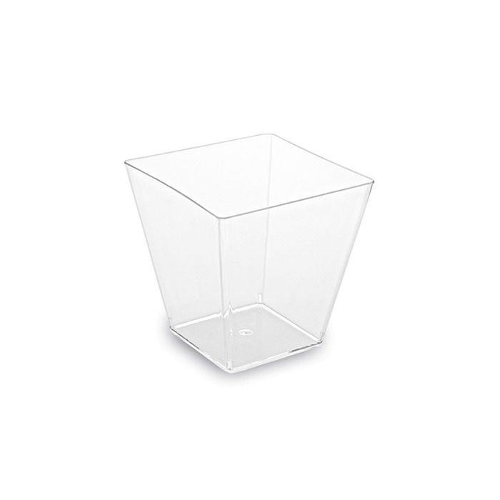 pohárek  60ml-50ks-FINGERF. 5x5x4,5cm, plast