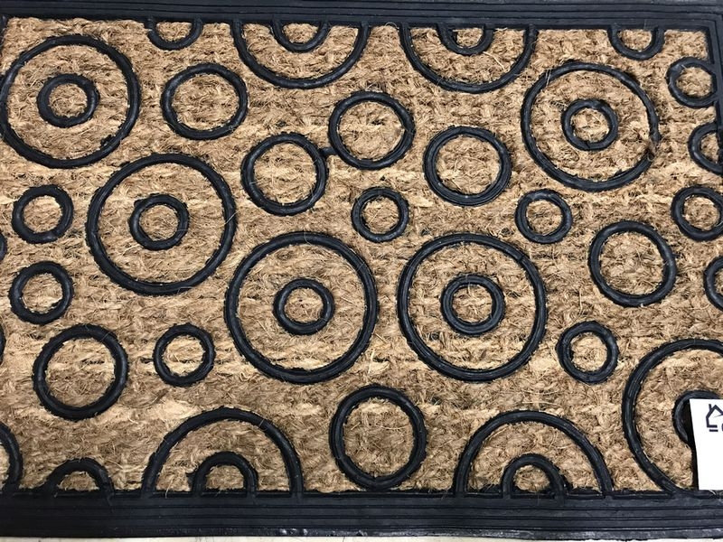 rohož  60x40cm MARACA, guma+mořská tráva