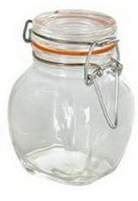 dóza 0,09l sklo patentní