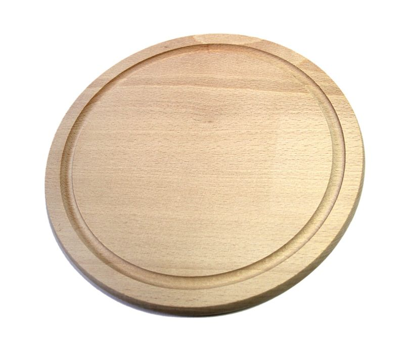 prkénko d25cm s drážkou, dřevo