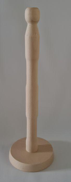 stojan pap.utěrek, d11x33,5cm, dřevo
