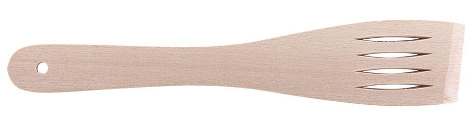obracečka 285-30x12x5,5cm, prohnutá s otvory, dřevo