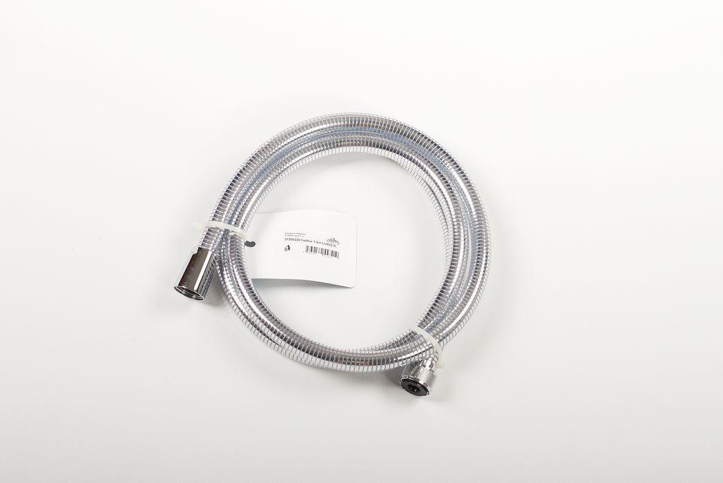 hadice 1,5m LUX02-K, sprchová, plast