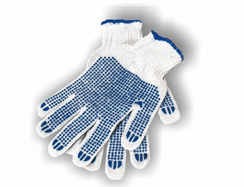 rukavice BA s gum.terčíky
