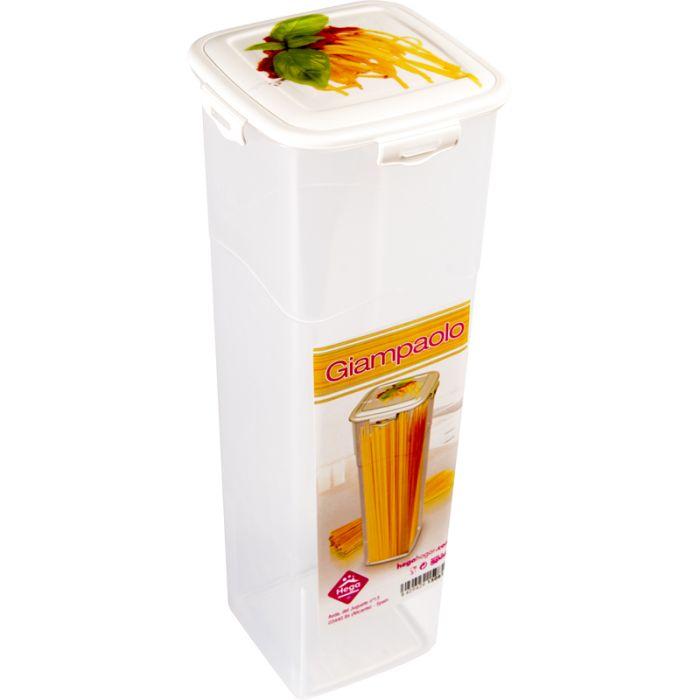 dóza 1,7l na špagety 8x8x28cm HEGA