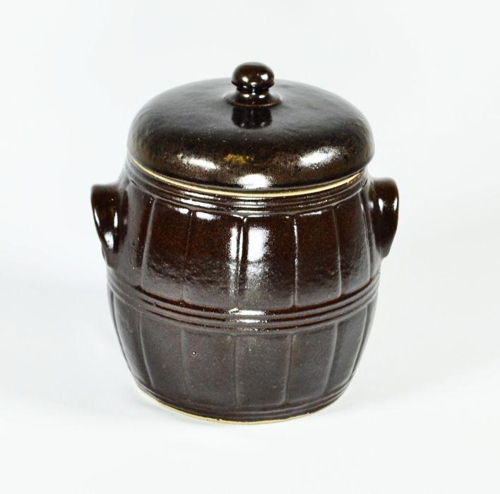 soudek 1,5l+víko, keramika