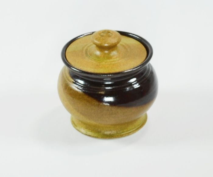 cukřenka HNĚDÁ, keramika