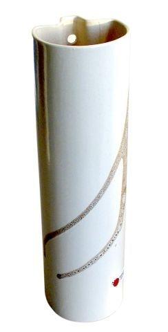 odpařovač žebr.d7x24cm, keramika