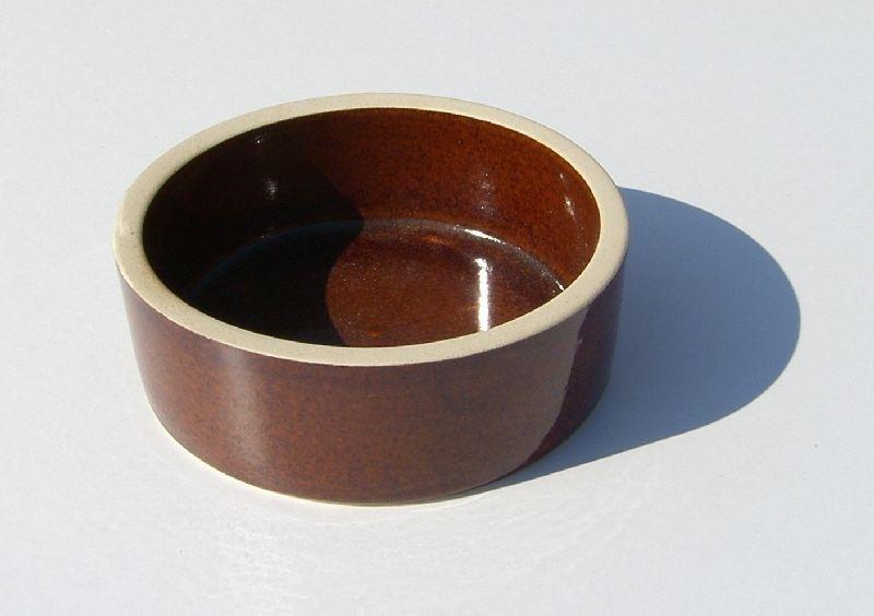 krmítko č.1-15cm 0,6l keram.