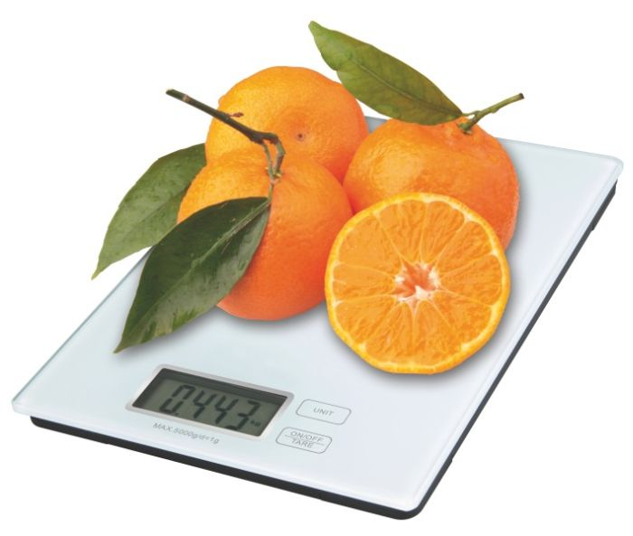 váha  5kg kuch..digit., bílá, TY3101