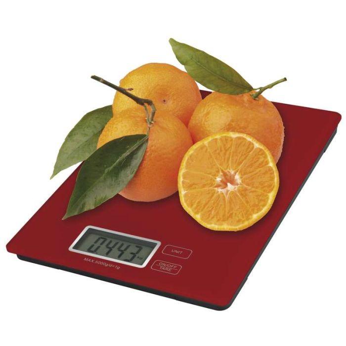 váha  5kg kuch..digit., červená, TY3101R