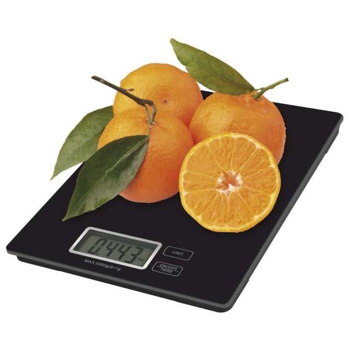 váha  5kg kuch.dig.., černá, TY3101B