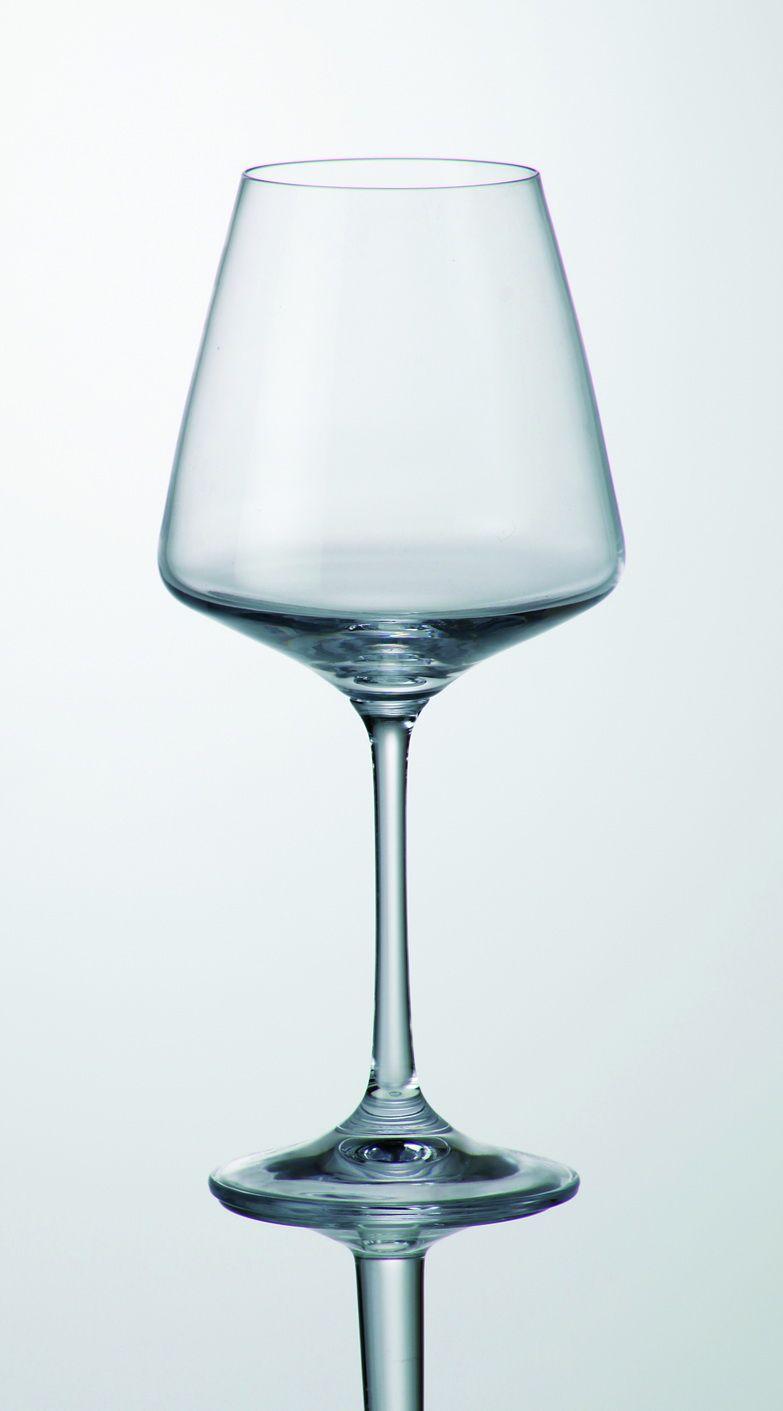 sklen. 360ml, 6ks, NAOMI/CORVUS červ.víno