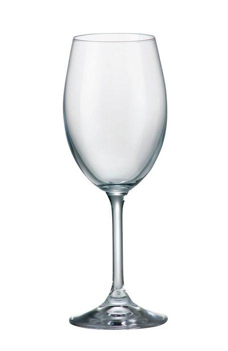sklen. 250ml, 6ks, KLARA/SYLVIA bílé víno