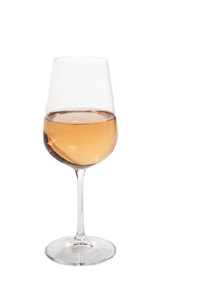 sklen.6ks 360ml DORA bílé víno