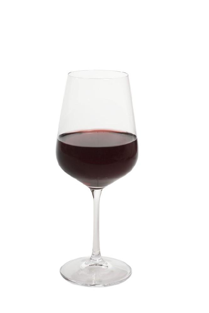 sklen. 450ml, 6ks, DORA/STRIX červ.víno