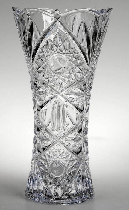 váza 25cm MIRANDA-NOVA,sklo