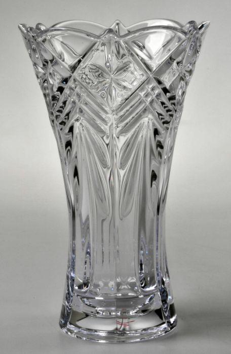 váza 25cm TAURUS-NOVA,sklo