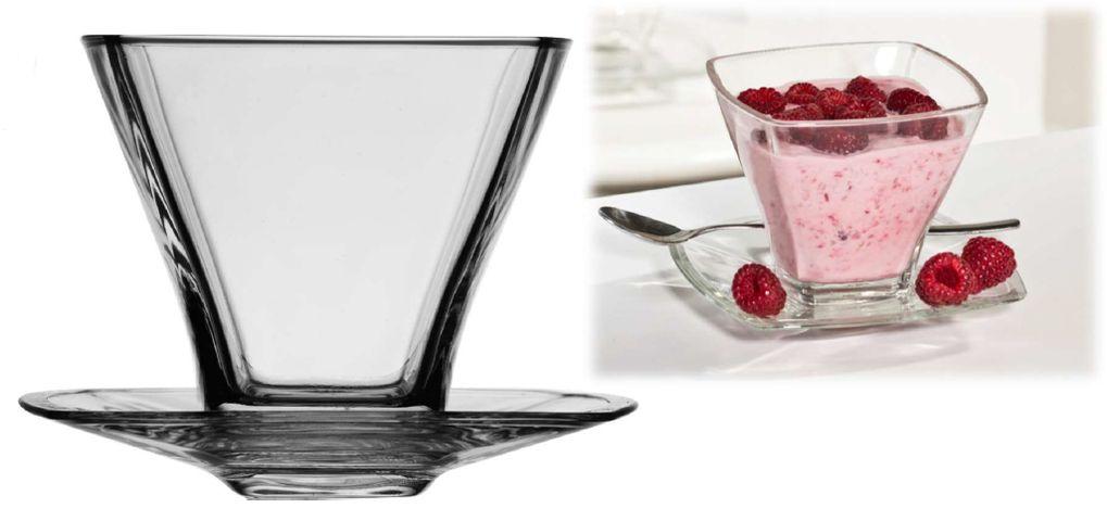 zmrzlinka 2x ml+2xpodšálek, STEPHANIE