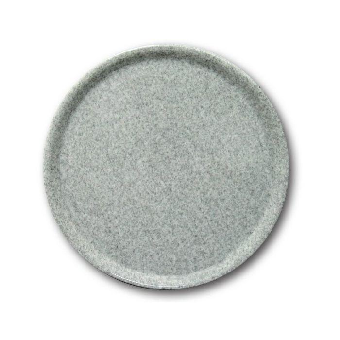 talíř d33cm na pizzu, GRANITO, porcelán