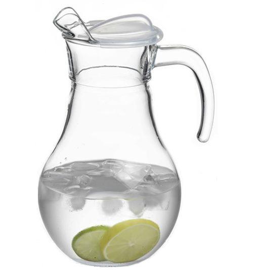 džbán 1,8l BISTRO sklo+víko UH