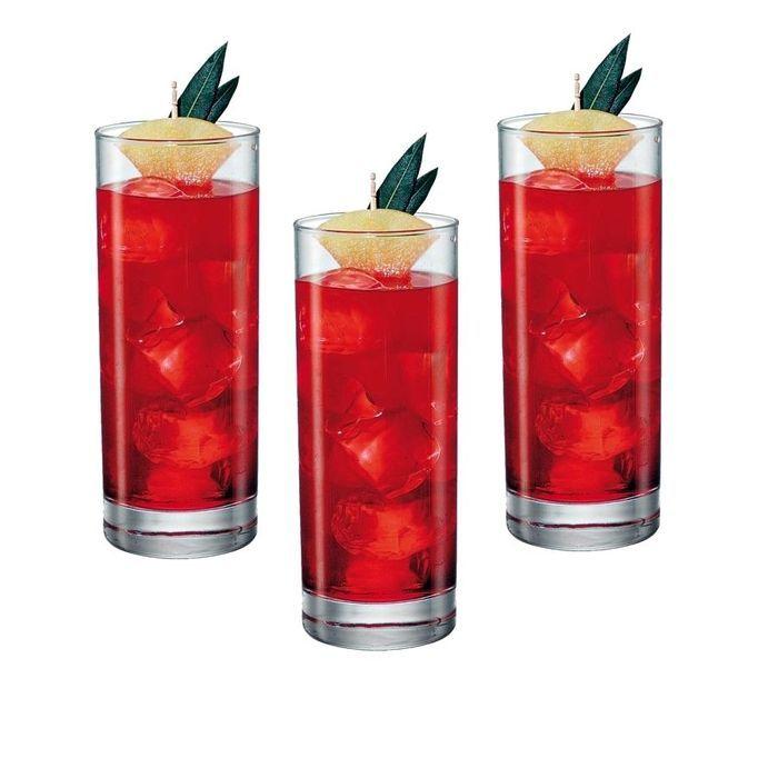 sklen. 320ml, 1ks+EAN, CORTINA, long drink (KUSOVKA)