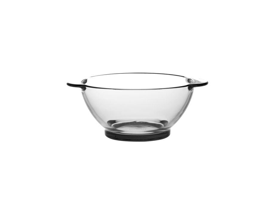 miska 1ks d13cm LYS (0,5l) polév.s ušima,sklo