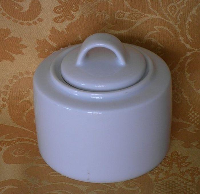cukřenka 0.25l COLON bílá porcel.