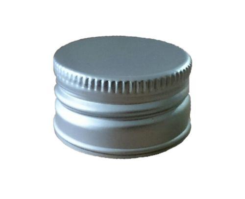 zátka lahví 1,5l SOUDEK-šroub.31,5x18,stříbrná(Al+korek)