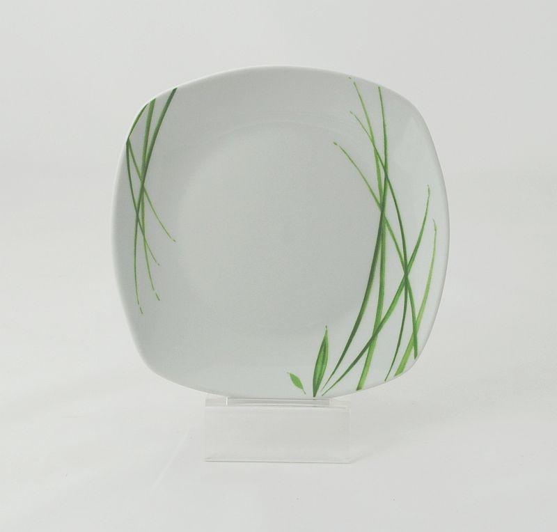 talíř d19,0cm dezertní, DELIA, porcelán