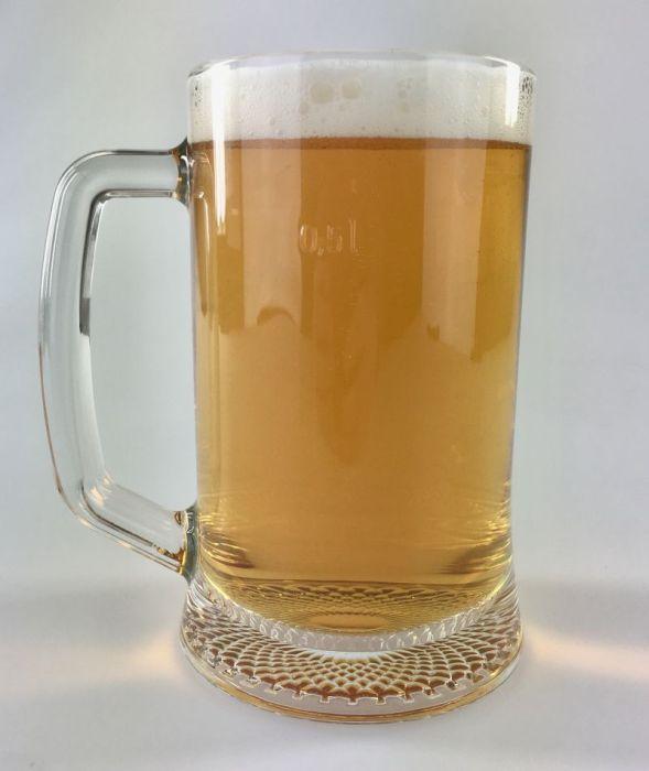 sklen. 500ml, 1ks, (700ml) DRESDEN pivo