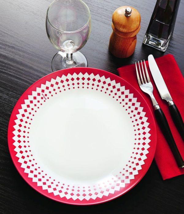 soupr.18díl.jídelní ADONIE, porcelán