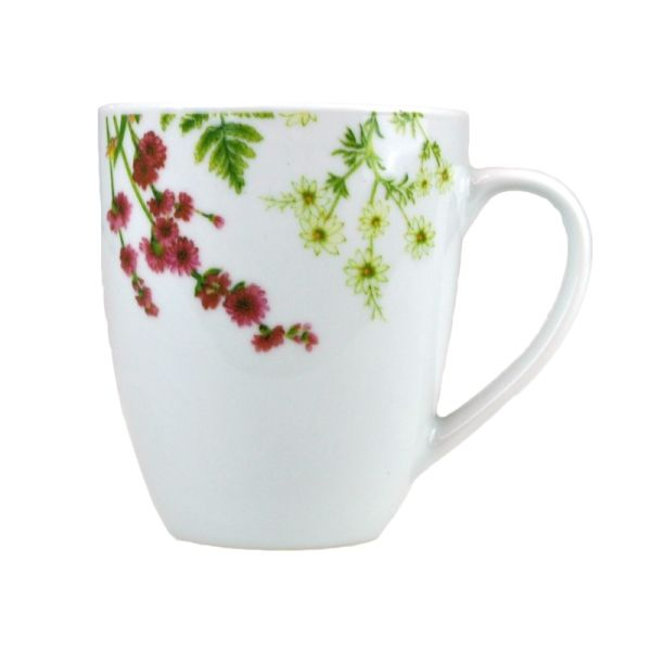hrnek 380ml HERBAL GARDEN, porcelán