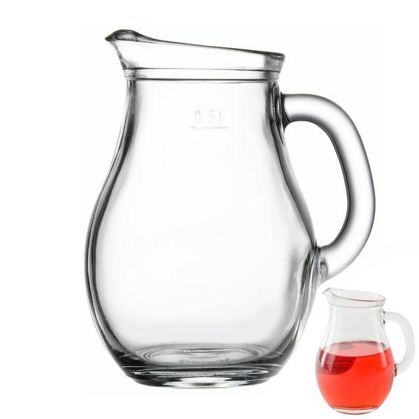 džbán 0,5l BISTRO sklo