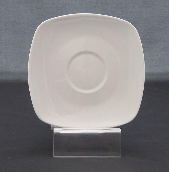 podšálek k 190ml, COSMO, bílý porcelán