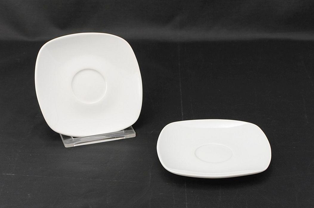 podšálek k 90ml, COSMO, espres.bílý porcelán