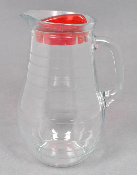 džbán 1,8l DORO sklo+víko UH