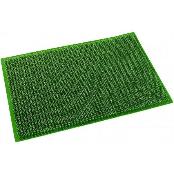 rohož  60x40cm tráva zelená, plast