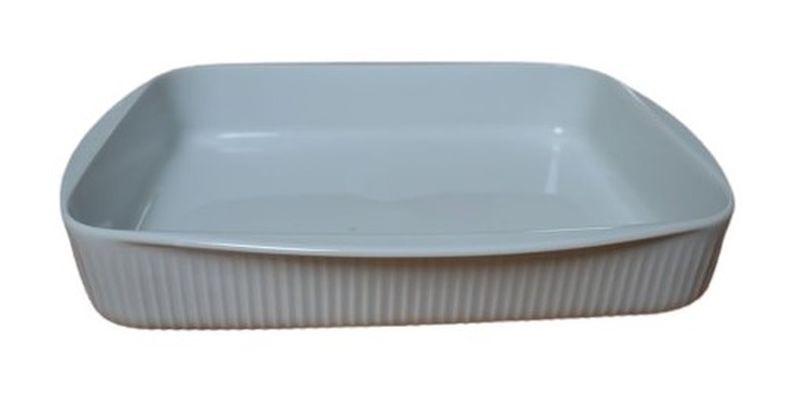 mísa 37x30x6cm, 2.jak.,vroubek, zapék., čes.porcelán