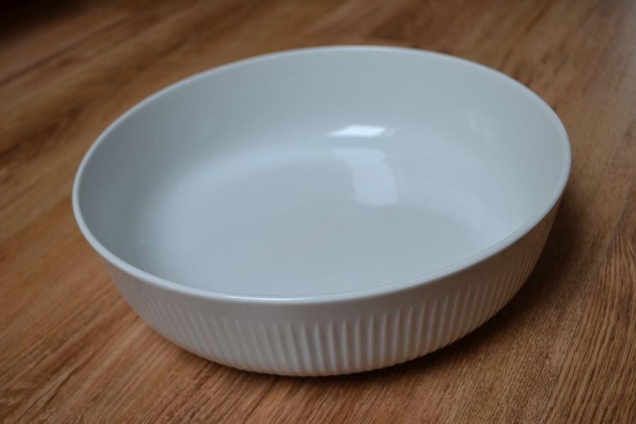 mísa d28,5x8cm, 2.jak., vroubek, zapék., čes.porcelán