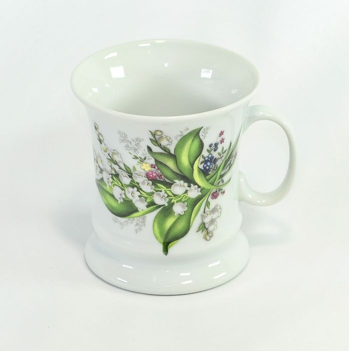 hrnek 240ml DAVID KONVALINKA, čes.porcelán