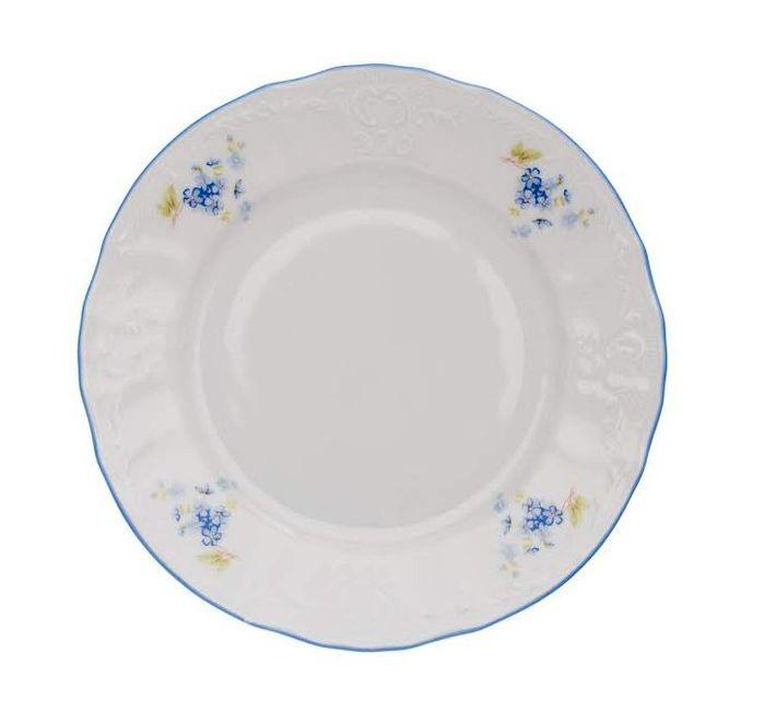 talíř d19cm dezertní POMNĚNKY, čes.porcelán
