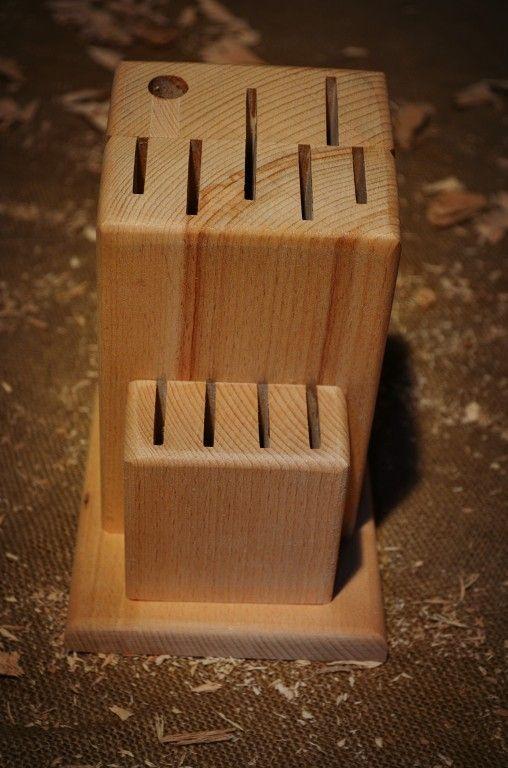 blok na 10nožů+ocilku rovný