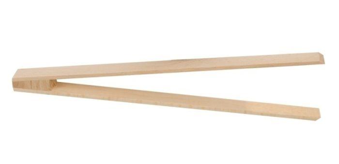 kleště 32cm na okurky, dřevo