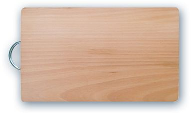 prkénko 23,5x15x1,5 dřevo+kov.ruk.