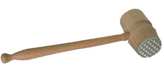 palička s kov.EKO-Profi, dřevo/kov