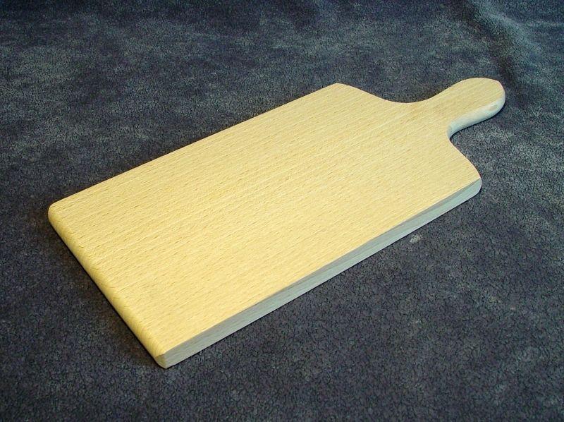 prkénko 28x12x1,1 dřevo s ručkou